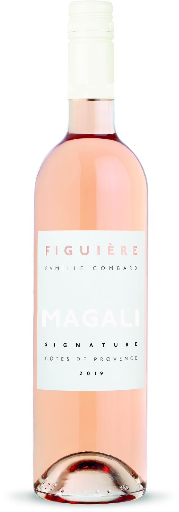 Signature Magali rosé