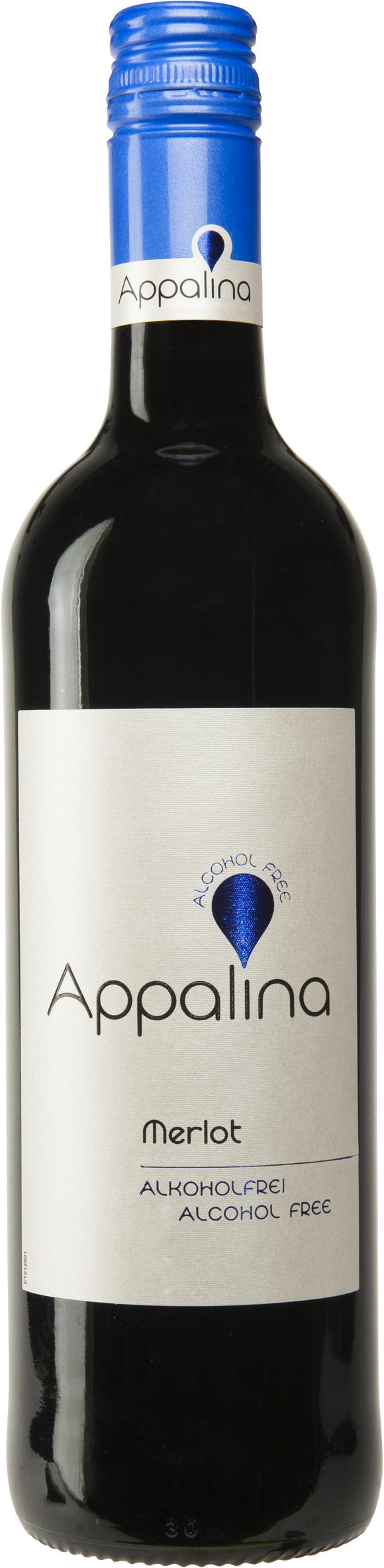Appalina Merlot, Non Alcohol