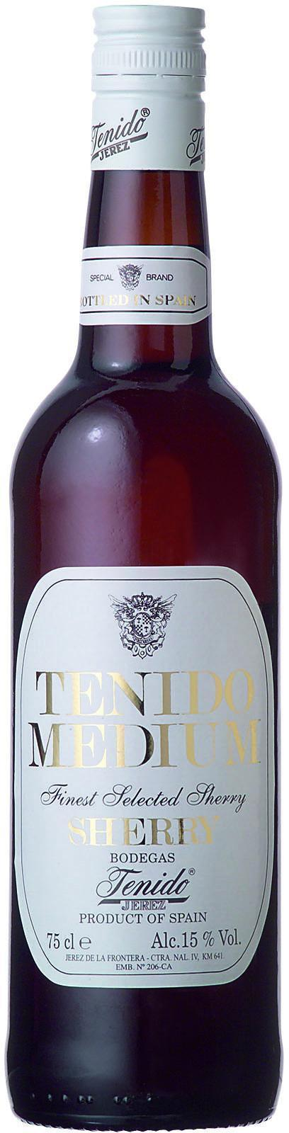 Tenido, Sherry Medium