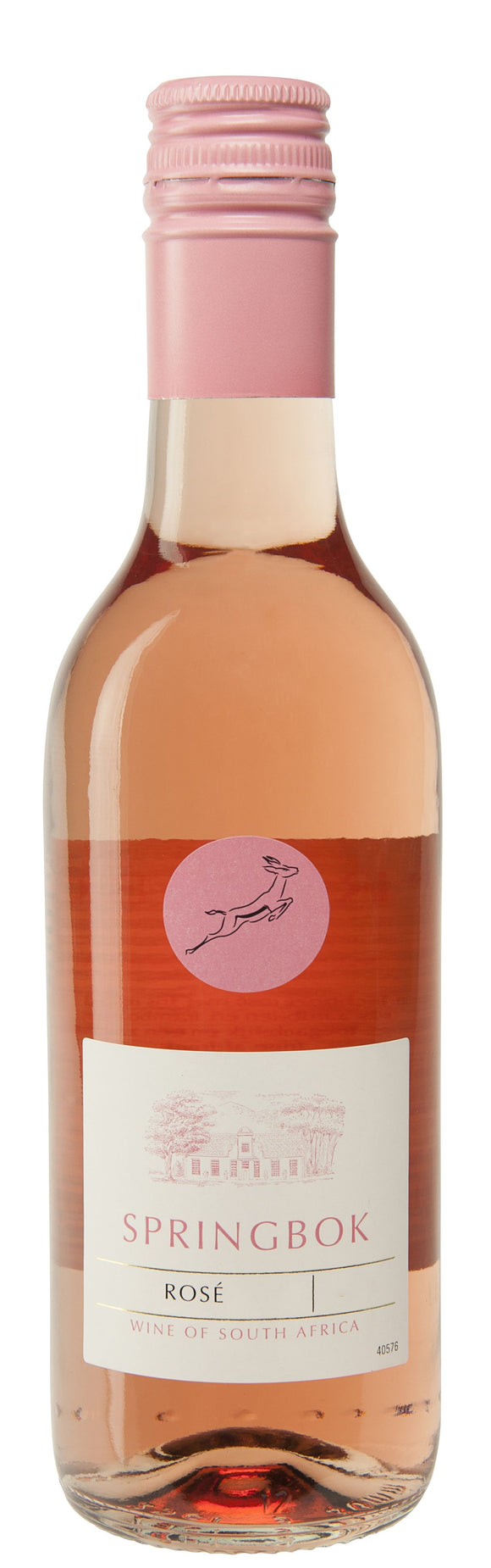 Springbok Rosé 25cl PET