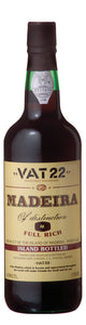 Madeira VAT 22, Island Bottled