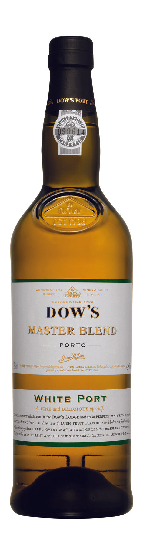 Masterblend White Port