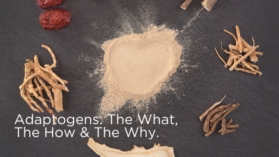 Adaptogens – the what, the how, the when