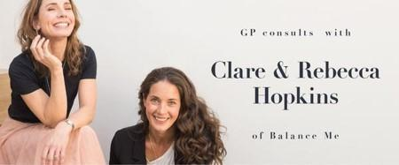 GP consults with Clare & Rebecca Hopkins of Balance Me