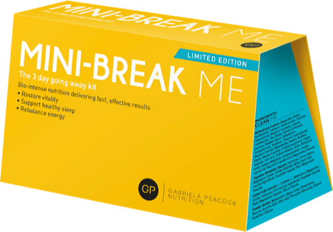 Mini Break Me -  Days - Old Stock