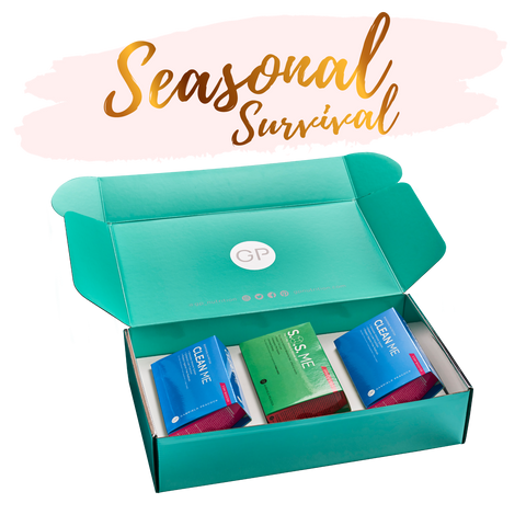 Seasonal Survival Kit - 9 Day Kit