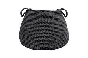 Large basket GRAPHITE - Zuri House