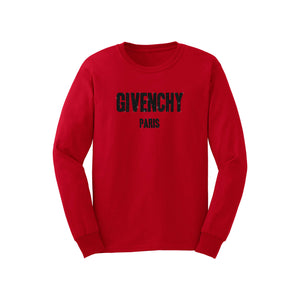 Givenchy Paris Glitter Shirt