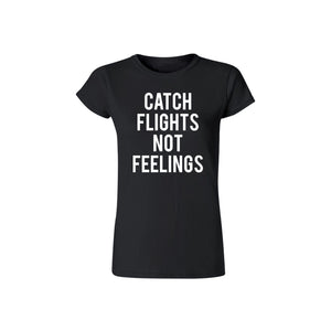 Catching Flights Ladies Shirt (Various Colors)