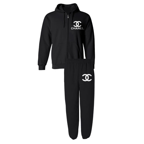 Coco Jacket Sweatpant Set