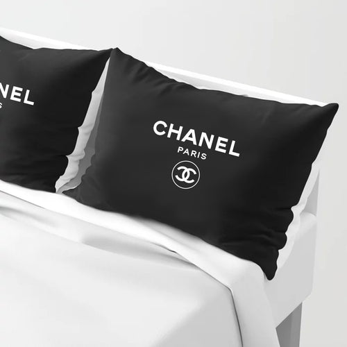 Chanel Paris Pillow Shams (Various Colors)