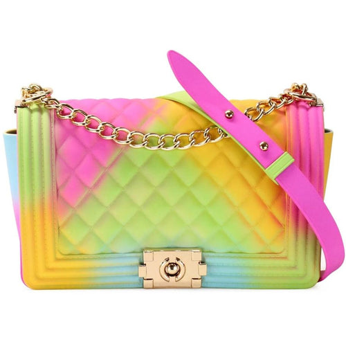 The Leila Multicolor Bag (Various Colors)