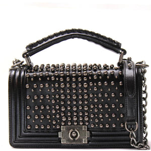 The Sasha Embellished Bag (Various Colors)