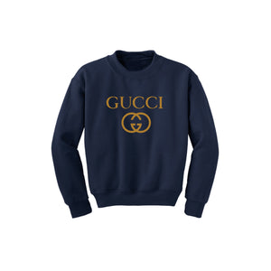 Gold GG Sweatshirt (Various Colors)