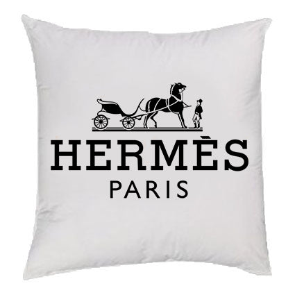 Hermes Pillow (Various Colors)