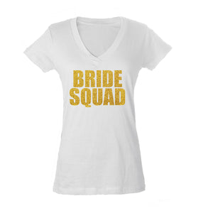 Bride/ Bride Squad Woman's Shirt