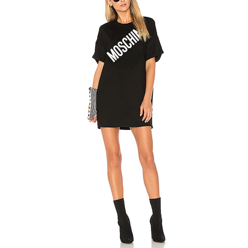 Moschino T-Shirt Dress