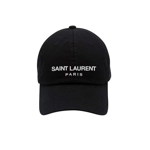 Saint Laurent Paris Hat