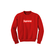 Supreme Unisex Sweatshirt (Various Colors)