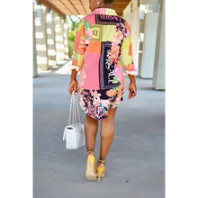 Versace T-Shirt Dress