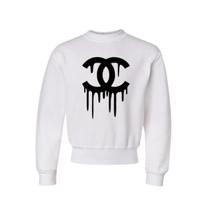 Chanel Drip YOUTH Sweatshirt (Various Colors)