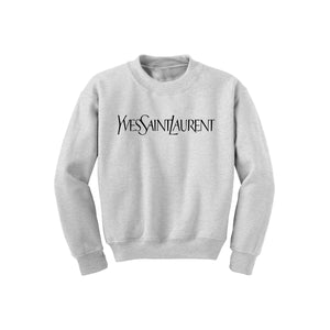 Love Saint Laurent Sweatshirt (Various Colors) (Sale)
