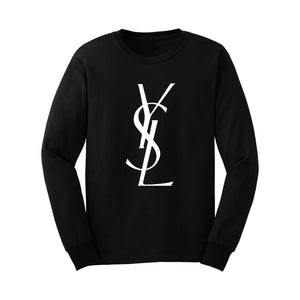 YSL Unisex Long Sleeve Shirt