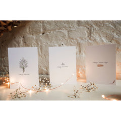 Hanukkah Cards - Set of 3