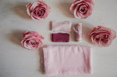 Pinks Plant Dyed Styling Bundle