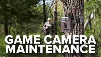 Game Camera Maintenance