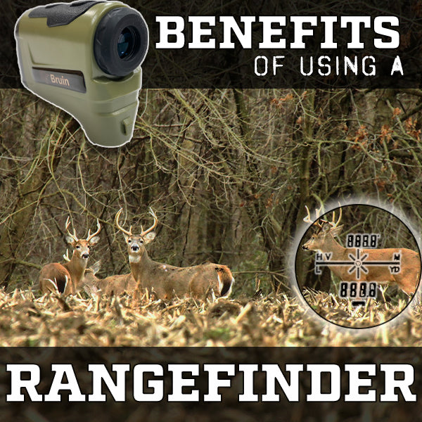 Benefits of Using a Rangefinder of Hunting