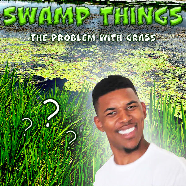 Swamp Things: The Problem with Grass