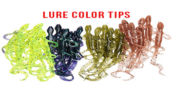 The ABC's of Lure Colors