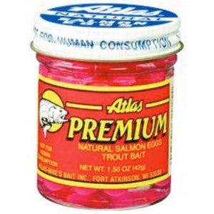 Atlas Chinoch Salmon Egg 1Oz Light