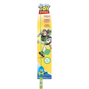 "Shakespeare Toy Story Spincast Combo 2'6"" Rod"