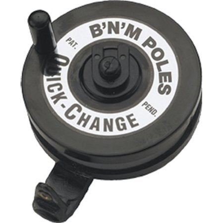B&M Quick Change Crappie Reel Changes With Any Pony Spool