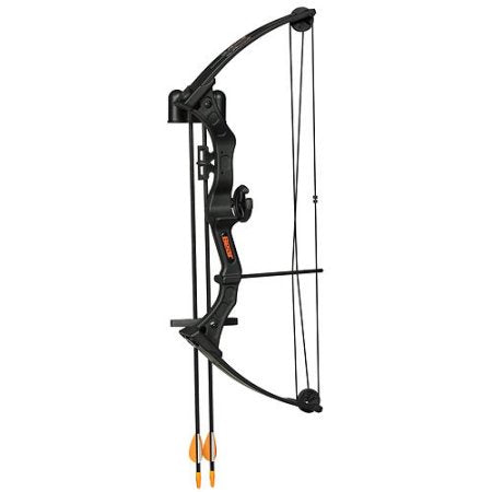 Bear Youth Bow - Brave 3 Black W/Biscuit