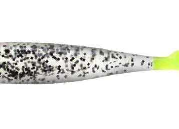 "Lunker City Shaker Minnow 3-1/4"" 10 Bag Alewife"