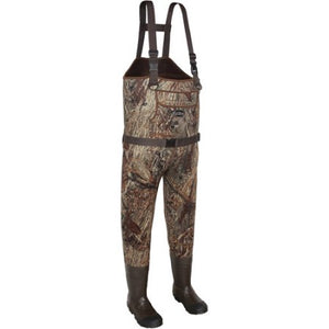 Allen Neoprene Bootfoot Chest Wader Thinsulate Boot Mossy Oak