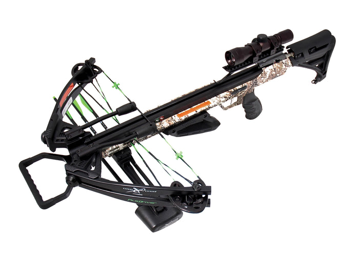 Carbon Express Crossbow X-Force Piledriver 390 Crossbow Kit Camo