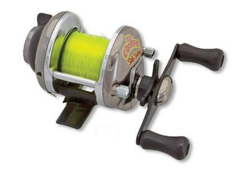 Lew's Wally Marsh Crappie Baitcast Reel 2 BB 6.1:1 Size 100/10 - Light Weight