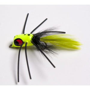Betts Trim Gim Size 10 Chartreuse Speck