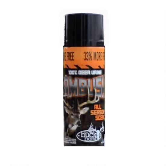Buck Bomb Game Scent - Ambush 6.5Oz Fogger