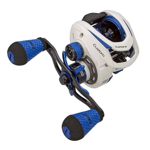 Lew's Custom Inshore Speed Spool SLP Reel