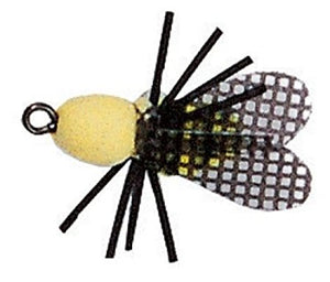 Betts Busy Bee Fishing Lure Black Size 10