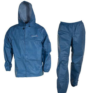 Compass 360 Ecolite B63 Rain Suit W/ Stuff Sack - Blue
