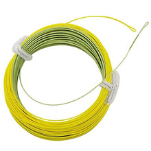 Air Cell Short Fly Line #5 Weight Forward Yellow
