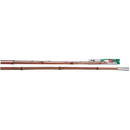 B&M Rigged Jointed Pole Slip Type 10' Mahogany Varnished Bamboo Pole - TL-102