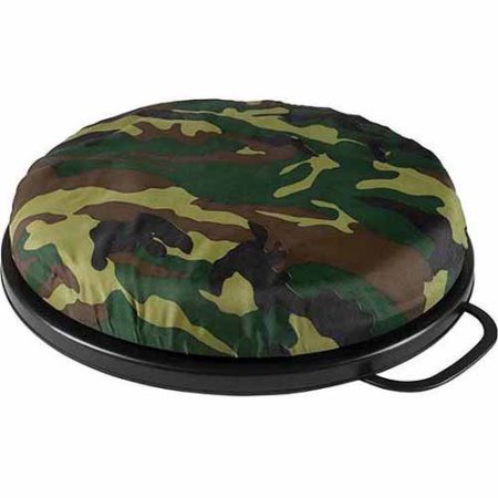 Allen Swivel Seat Bucket Lid Swivel Seat Camo