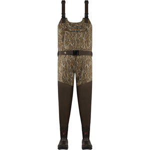Lacrosse Wetlands Chest Wader Bottomland Camo 1600G Thinsulate - Oversize1